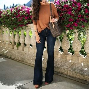 MiH Marrakesh Flared Jeans